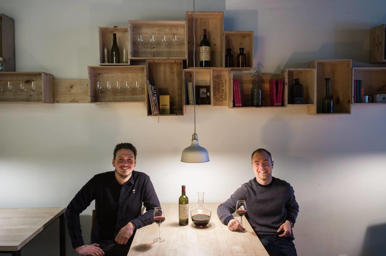 bars à vin, bars à vin