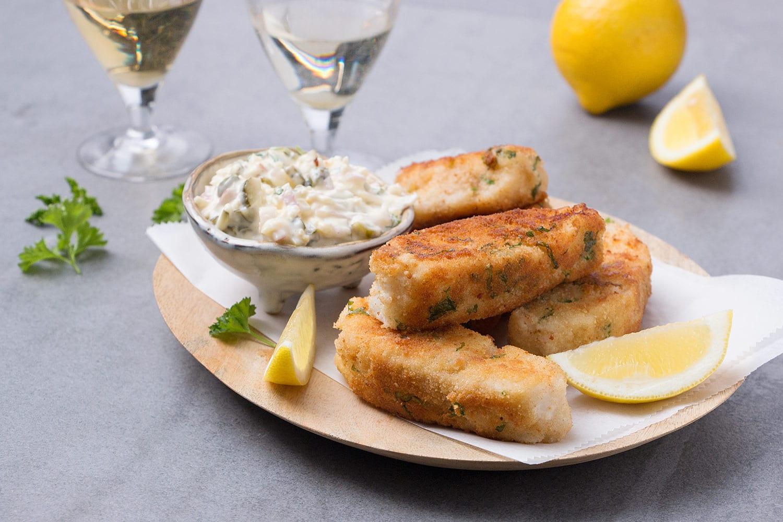 Oubliez les surgel s fish sticks maison sauce tartare for Fish stick sauce