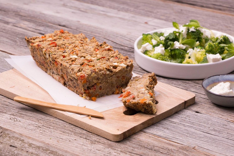 Le pain qui ne fait pas grossir : pain de légumes
