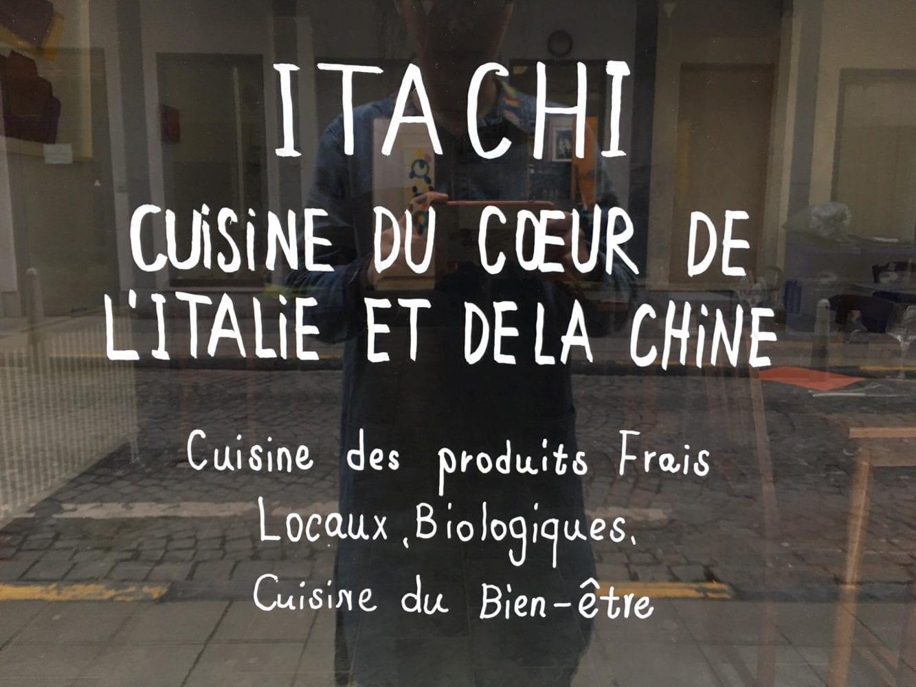 Itachi Liège